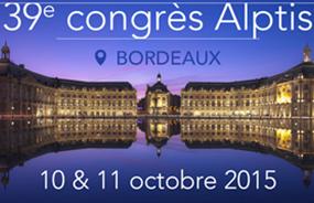 Congrès Alptis Bordeaux