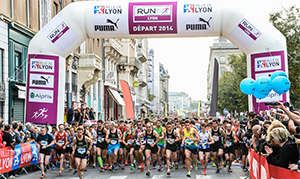 Run In Lyon 2015