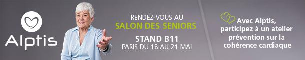 Salon des Seniors Alptis