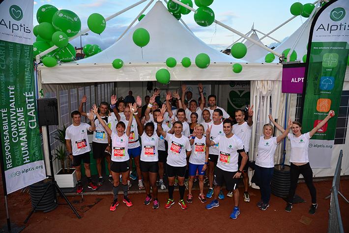 #teamalptis les semi et marathoniens © Alptis F.Fournet