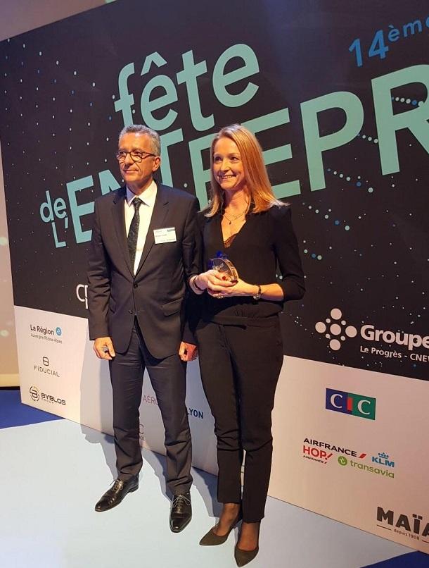 Tropéhe RSE Fête de l'entreprise 2019