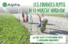 Journées de la Marche Nordique by Alptis