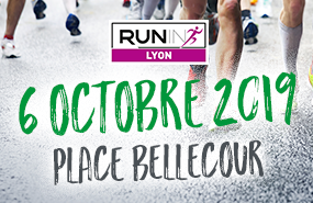 Run in Lyon 2019 : à vos agendas !
