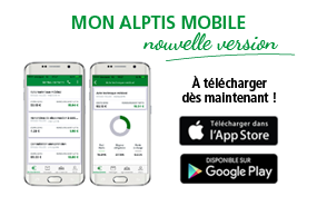 Alptis lance une nouvelle version de son application mobile