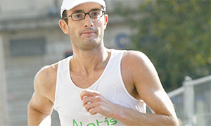 Guillaume Baulieux Run In Lyon
