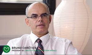 Protection sociale : Bruno Chrétien répond aux questions de l'Observatoire Alptis