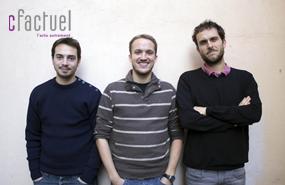 cFactuel, la start-up lyonnaise qui décrypte l'actu