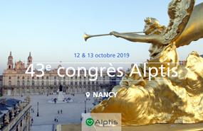 Joël de Rosnay invité du Congrès Alptis