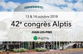 42ème congrès Alptis : 500 adhérents rassemblés à Juan-les-Pins