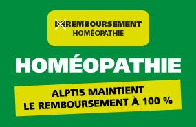 Déremboursement de l'homéopathie
