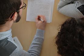 Dictée Solidaire contre l'illettrisme par les collaborateurs d'Alptis