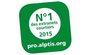 Espace Pro Alptis : élu n°1 des extranets courtiers pour la 3ème année consécutive !