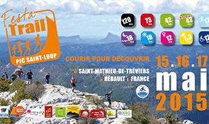 Festa Trail 2015 : frais d'inscriptions offerts