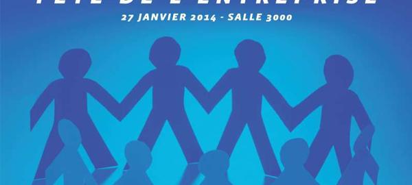 Fête de l'Entreprise 2014 : Alptis partenaire
