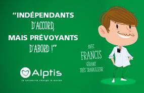 Alptis lance la première web-série sur la protection sociale des travailleurs indépendants
