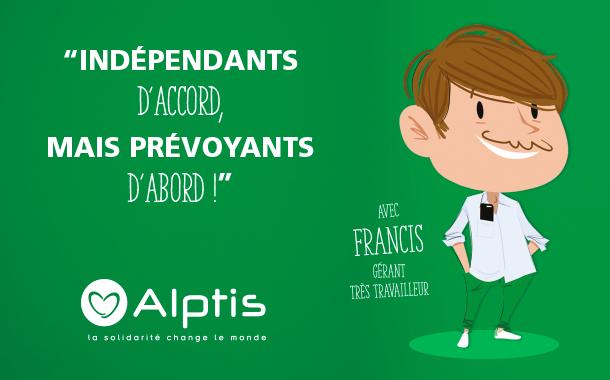 Francis prévoyance travailleur indépendant