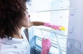 Laver son frigo : chasser les bactéries !