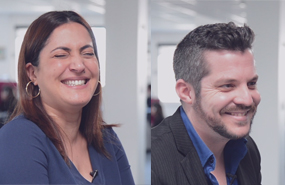 Alptis recrute : découvrez les témoignages de Jérôme et Sonia, conseillers relation clients