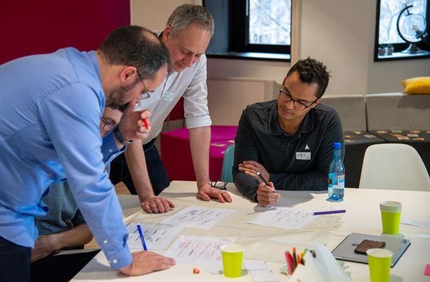 Les métiers du digital, de la transformation et de l'IT chez Alptis