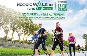 NordicWalkin'Lyon by Alptis : ouverture des inscriptions !