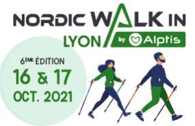NordicWalkin'Lyon by Alptis édition 2021 : rendez-vous les 16 et 17 octobre !