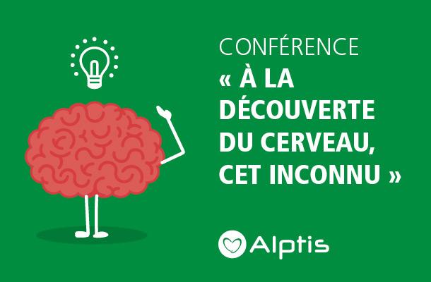 Congrès Alptis 2018 : conférence cerveau