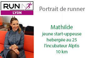 Run in Lyon : L'incubateur « Le 25 » dans la course avec Alptis