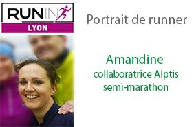 Run in Lyon : « J'espère être au top le jour J ! »