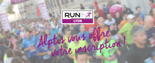 Run In Lyon 2018 inscription offerte