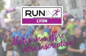 Run in Lyon 2018 : Alptis vous offre votre inscription !