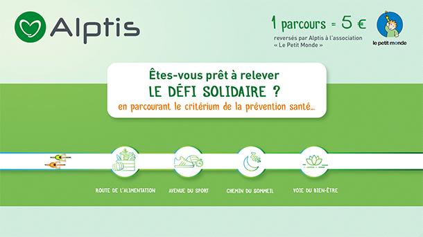Run In Lyon 2019 c'est aussi un Défi Solidaire pour l'association Le Petit Monde