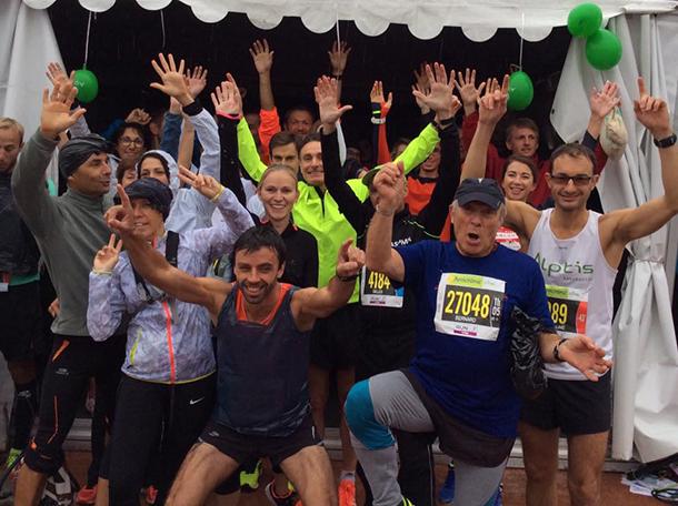 Run In Lyon 2019 la #teamalptis au rendez-vous !