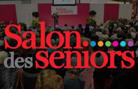 Nos équipes vous donnent rendez-vous au Salon des Seniors !