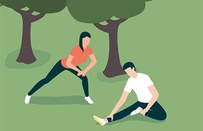 Les cinq piliers pour rester en bonne santé