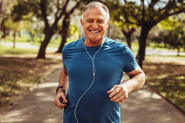 Senior en bonne santé : mode d'emploi