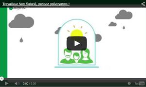 [vidéo] Travailleur indépendant et arrêt de travail : pensez prévoyance !