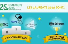 Trophées Alptis du 25 : les 4 lauréats 2019