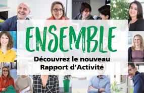 Rapport d'activité : Ensemble !
